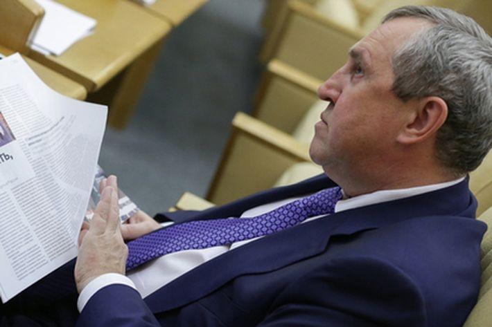 Депутат Думы задержан за взятку в размере 3 млрд рублей