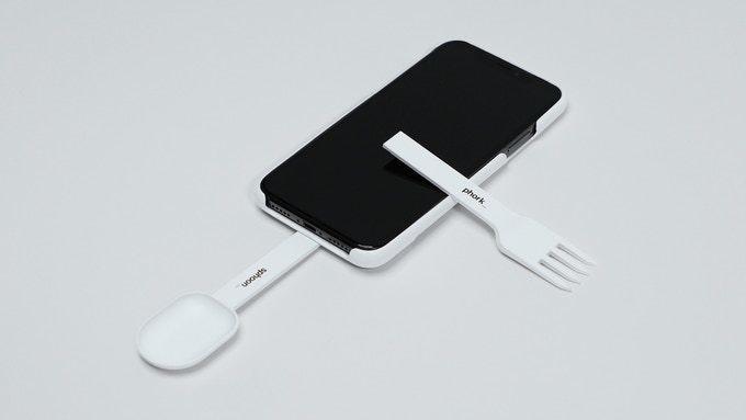 Теперь «айфоном» можно есть. Это как?