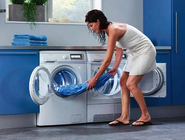 Муж, любовник и стиральная машинка