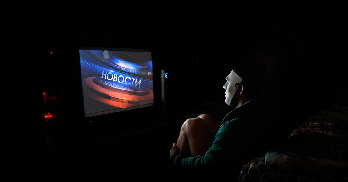 Телевизор делает человека глупым, бедным, ленивым и больным
