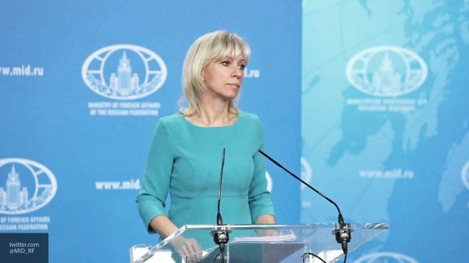 Мария Захарова: Вслед за Голанами США должны автоматически признать Крым