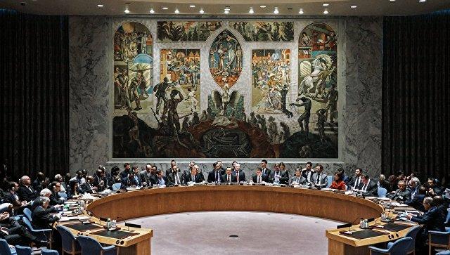 Запад начал операцию по выведению России из Совбеза ООН, заявили в Совфеде