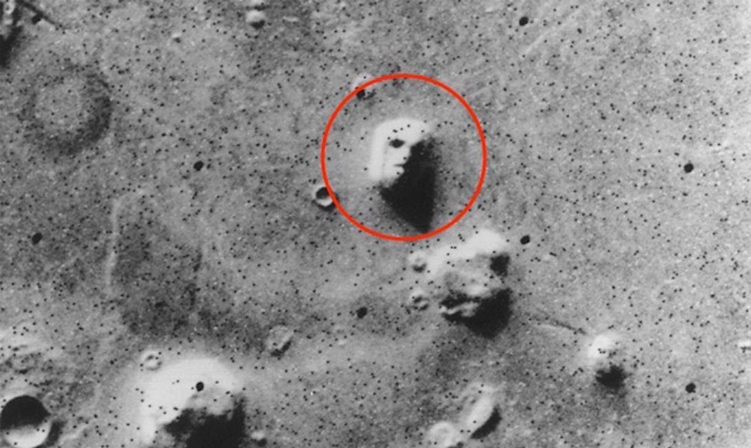 Самые странные и пугающие фотографии из далекого космоса
