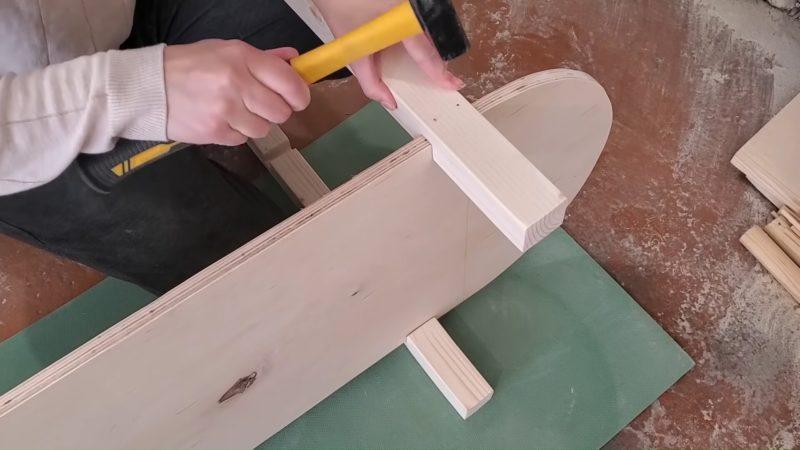 Крутая мебель за недорого: шикарная консоль из реек для дома и дачи,мастер-класс,мебель