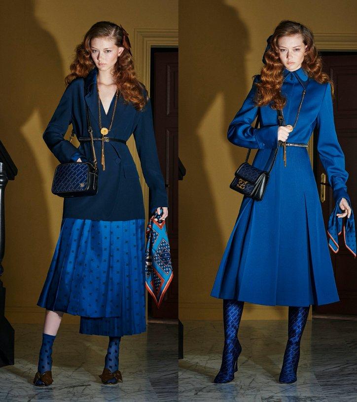Как носить синий - самый модный цвет 2020 года фото №6