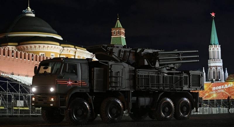 Прикроют ли «Панцири-СМ-СВ» своих дальнобойных собратьев С-300В4 и «Бук-М3»? Ситуация вокруг обновления войсковой ПВО оружие