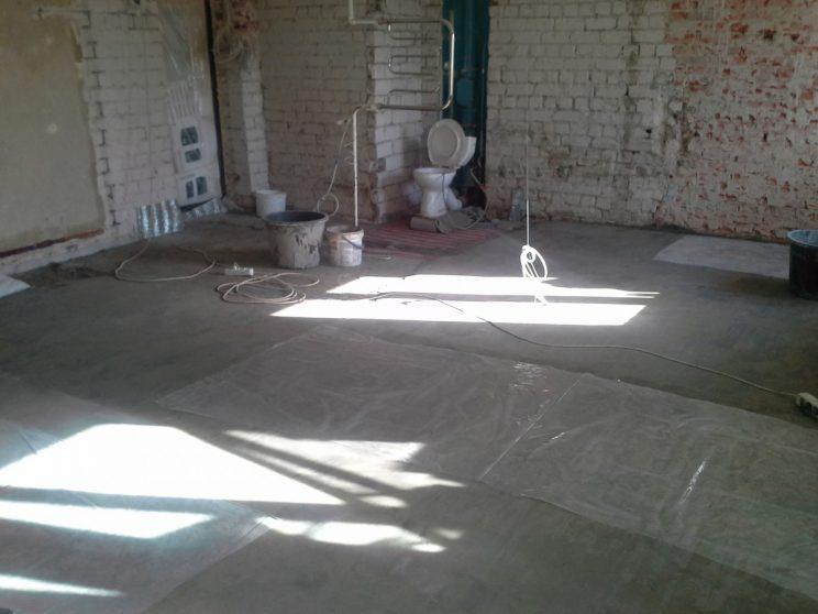 Убитая квартира ремонт 3