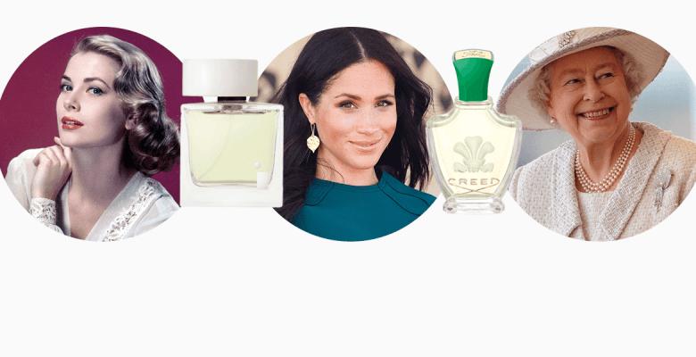 Любимые парфюмы королевских особ