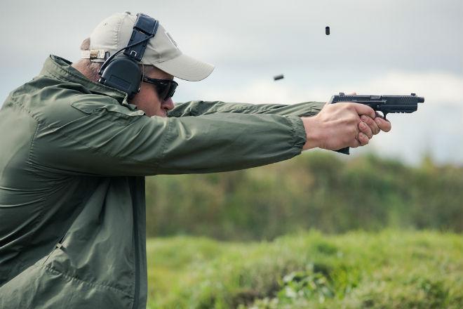 ПЛ-15: смотрим новый пистолет ФСБ оружие,пистолет лебедева,ПЛ-15,Пространство,спецназ,фсб