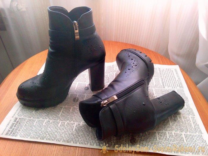 Как высушить обувь без сушилки