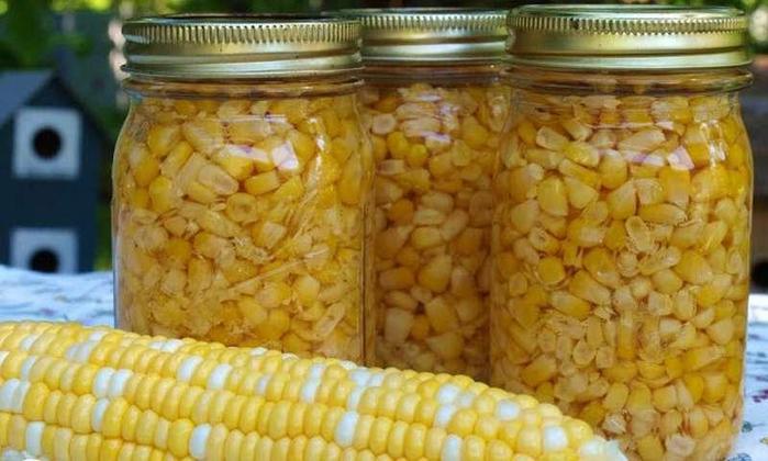 Консервируем кукурузу консервируем кукурузу,рецепты