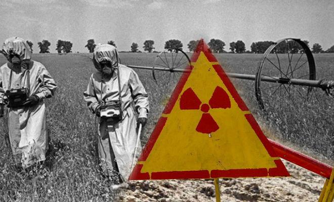 Засекреченный документ СССР: карта ядерных взрывов