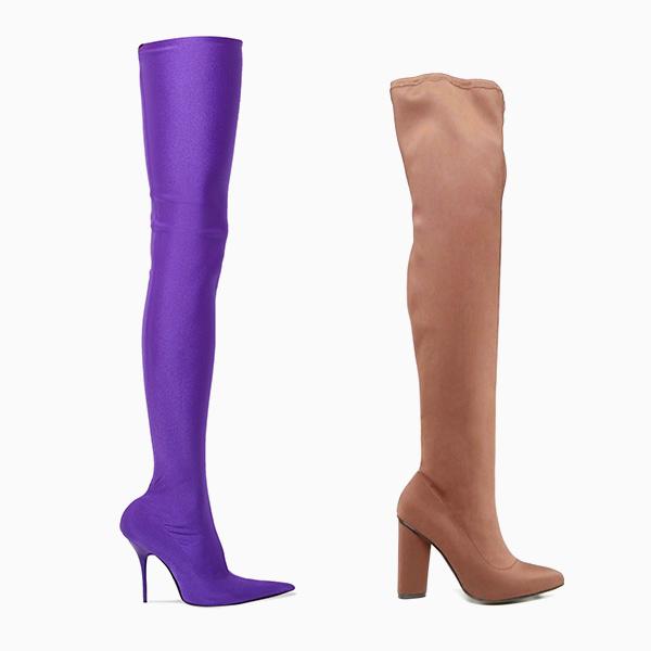Переобуваемся, или Самая модная обувь весны