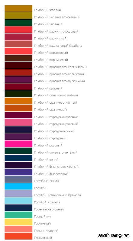 цвета картинки все