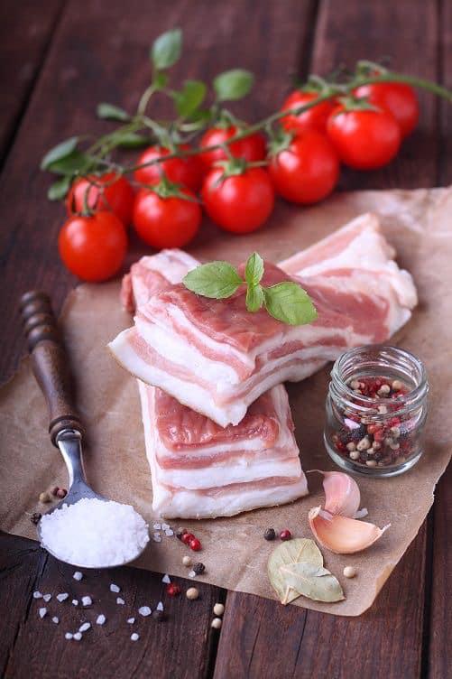 Интересные факты о сале еда,интересное,продукты,сало