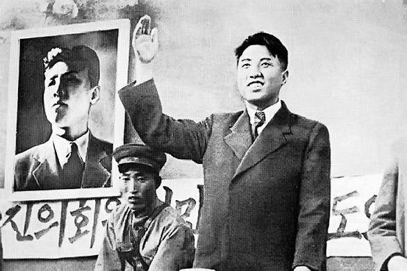 Как советские пограничники едва не расстреляли «отца» Северной Кореи Ким Ир Сена жизнь,история,курьезы,факты