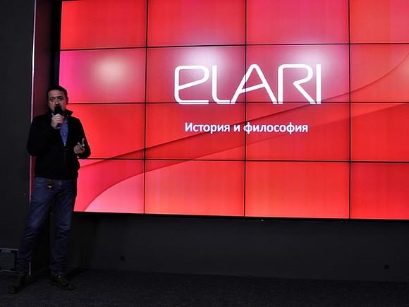 ELARI: от «анти-смартфонов» к умным городам