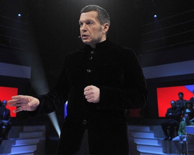 Соловьев «умыл» политолога из Польши вопросом про яблоки