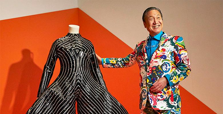 Умер японский дизайнер, созд…