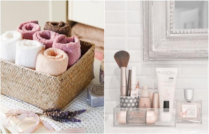Не только для сантехники: Как разместить в крохотной ванной все необходимое идеи для дома,интерьер и дизайн