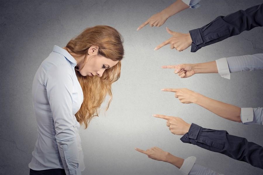 Психология стыда