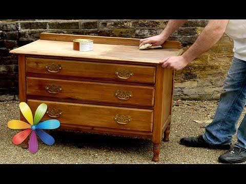 Подарите старой мебели новую жизнь