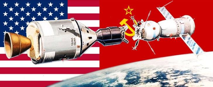 Кто победил в космической гонке?