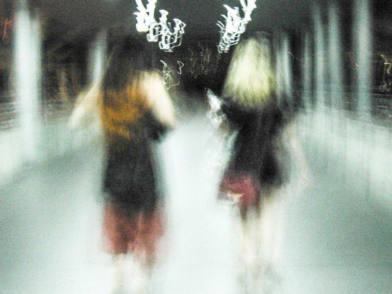 Девушки в Бангкоке камера, оборудование, путешествие, снимок, таиланд, фотография, фотомир