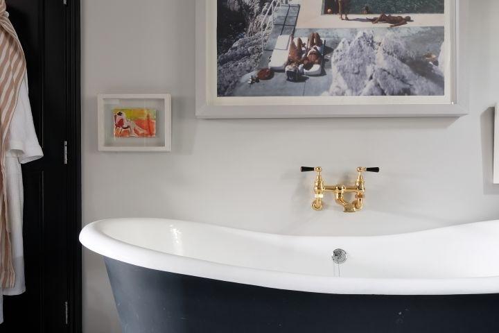 Как мыть эмалированную ванну или раковину еженедельно