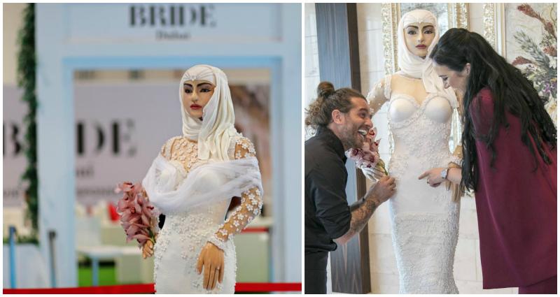 В Дубае испекли и съели невесту за миллион долларов