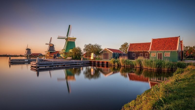 Нидерланды будущее, интересное, мир, страны мира