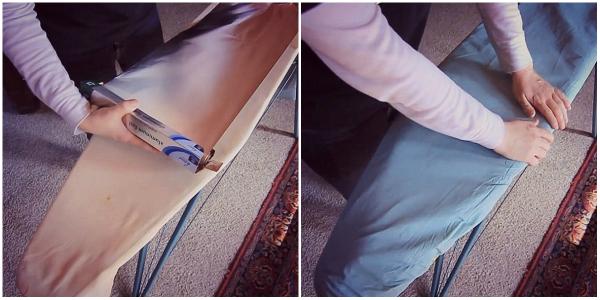 Гениальный трюк с фольгой, который сделает процесс глажки быстрее и качественнее