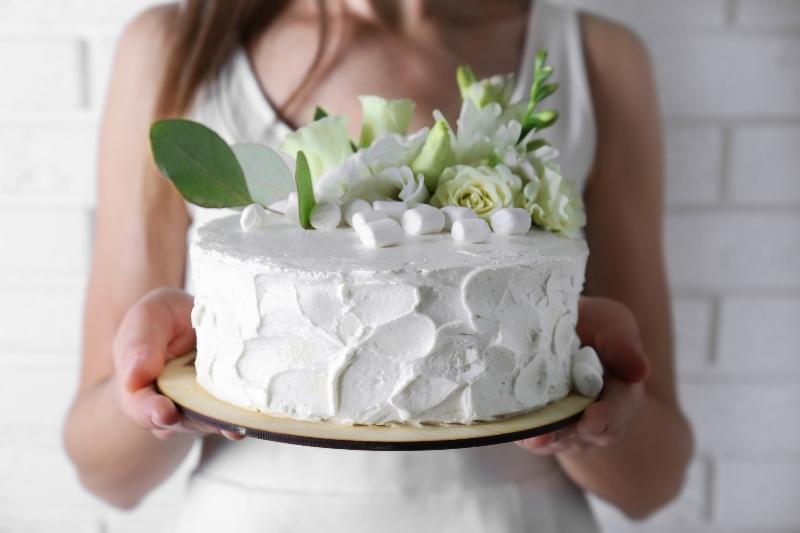 быстрый крем для вафельного торта