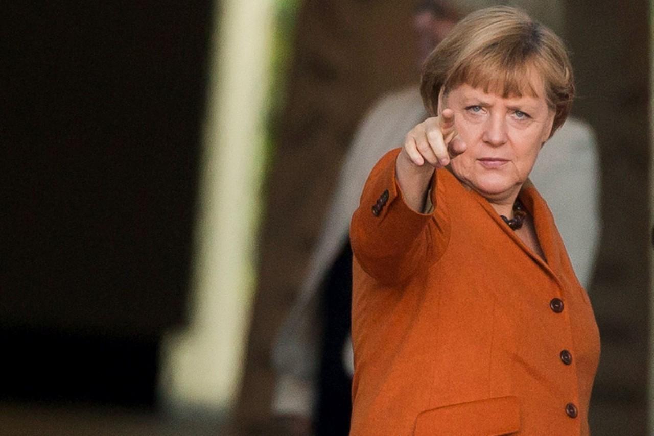 Зачем Ангела Меркель приезжа…
