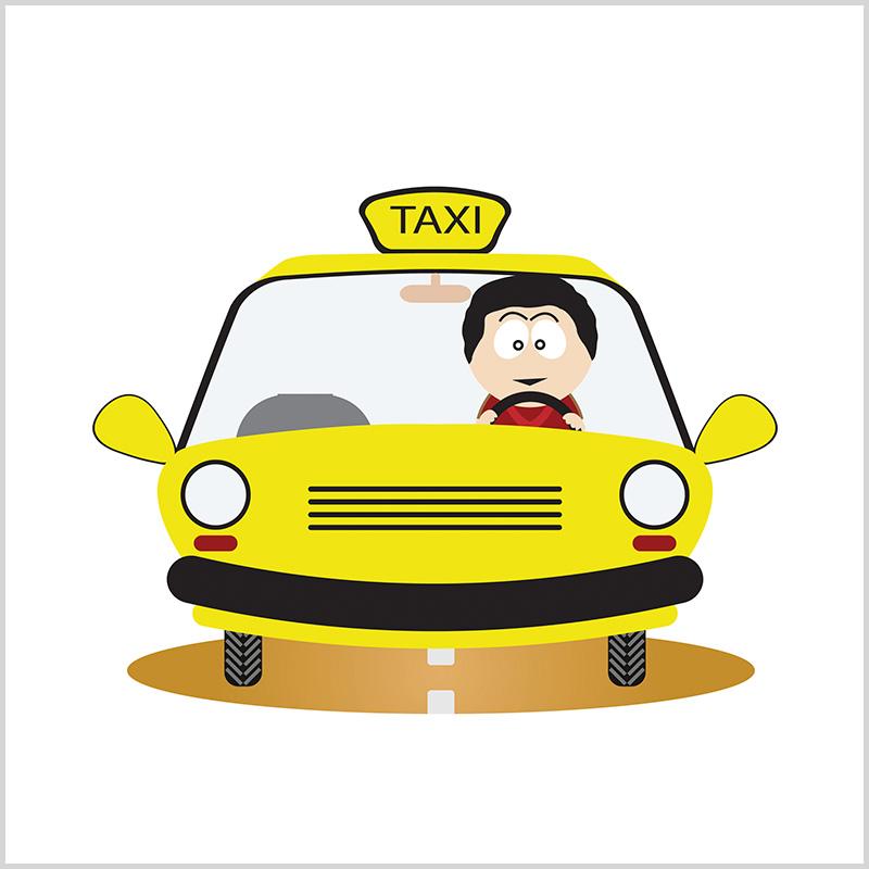 Как таксист наглядно объяснил трём пассажирам значение незнакомого имслова