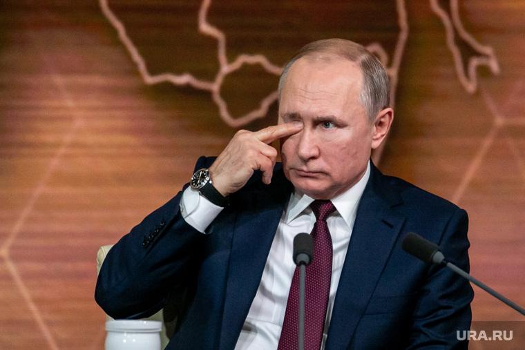 Путин заявил о недопустимости голода в России.