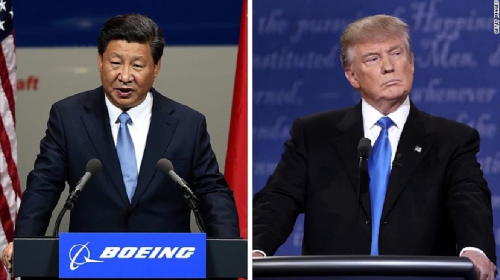 Война между США и Китаем началась