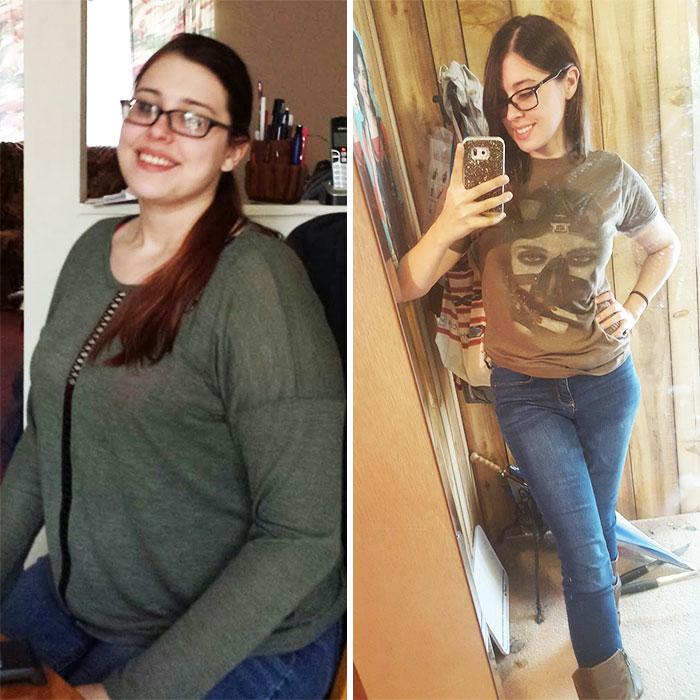 Похудела До 25. Елена Будник за год похудела на 25 кг и уже три года удерживает вес