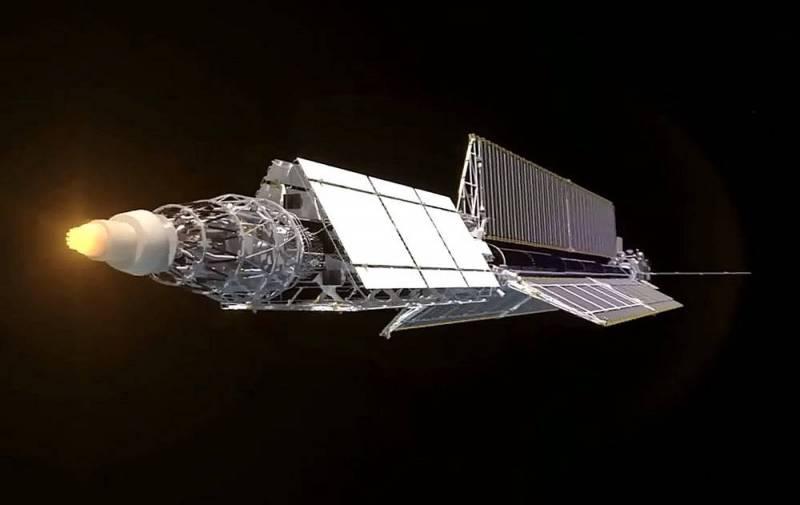 Первая миссия российского космического ядерного буксира состоится в 2030 году Техно