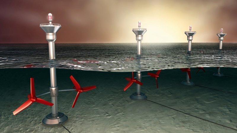 Океан способен обеспечить энергией всё человечество на долгие годы вперёд интересное, мировой океан, океан, факты