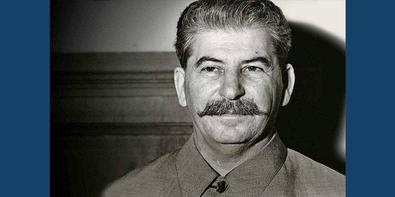 Родина их страха: Сталина окружили пигмеи