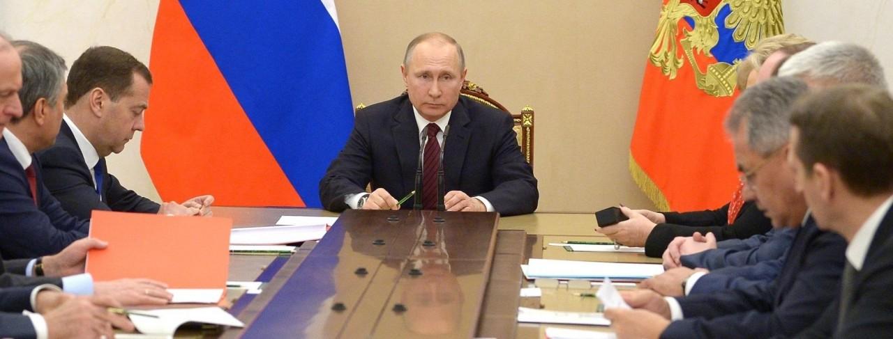 Владимир Путин: обсудил с Со…