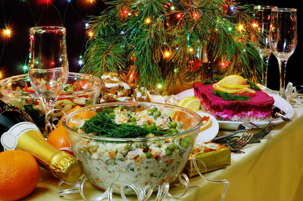 О чем расскажет новогодний стол?(тест) Совместимы ли пост и праздники? (ответ священника)