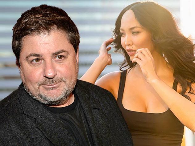 Александр Цекало женился четвертый раз: избранницей продюсера стала совсем еще юная модель из Америки