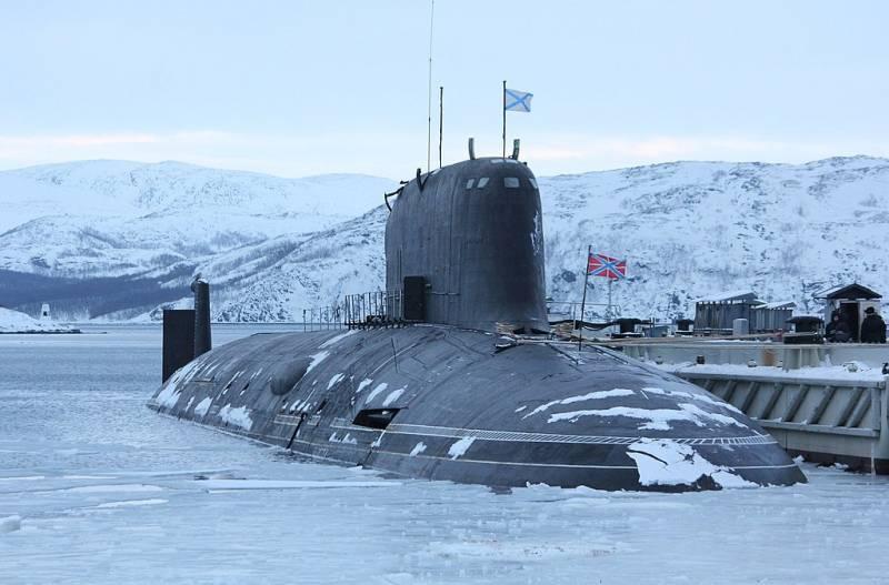 Российские подлодки в Северной Атлантике стали «головной болью» НАТО