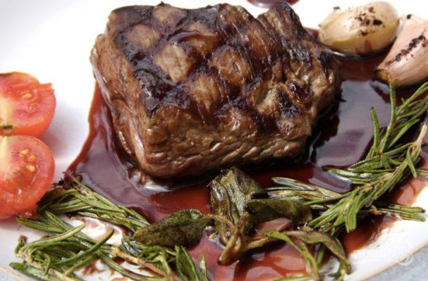 Соус для говядины