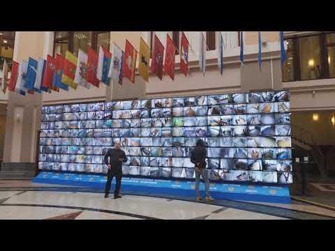 Системы видеонаблюдения готовы к работе на выборах Президента Российской Федерации