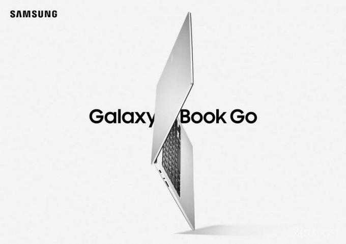 Бюджетный ноутбук Samsung Galaxy Book Go на ARM архитектуре под Windows 10