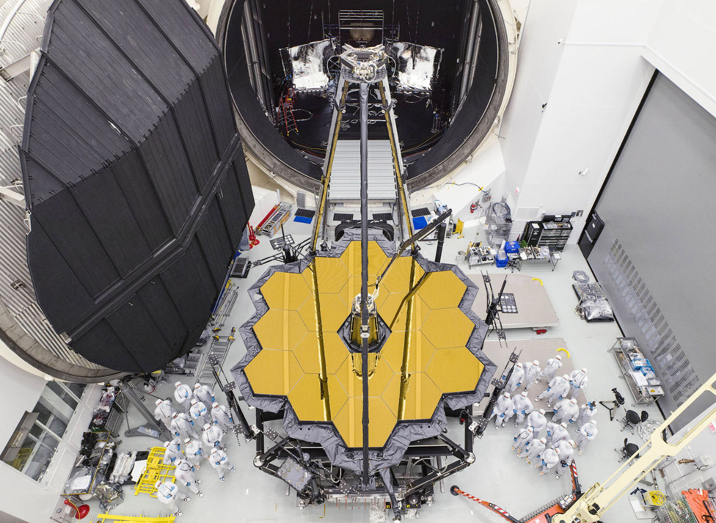 Как выглядит мощнейший телескоп в мире