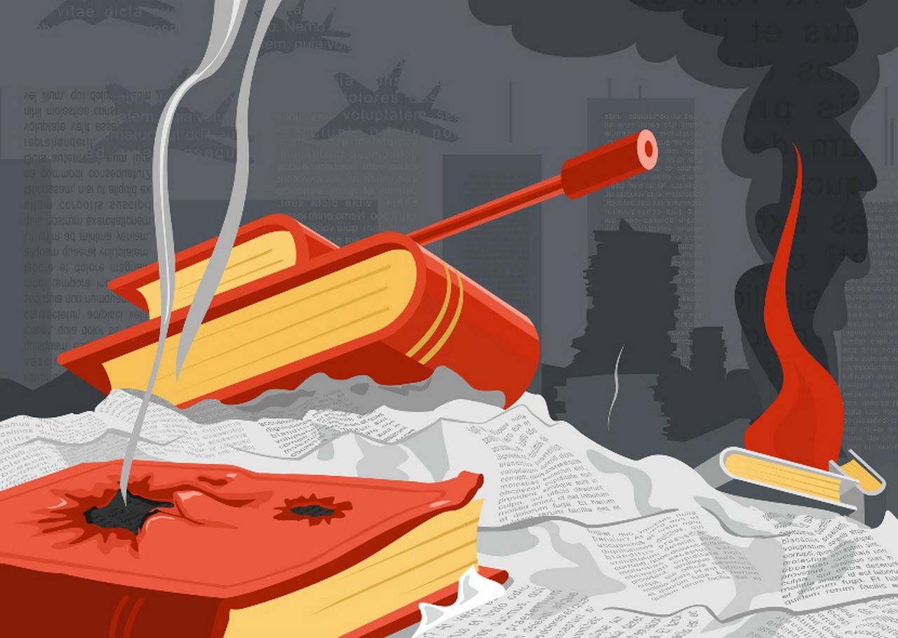 «Антиукраинский» список Киева включил в себя 135 российских книг